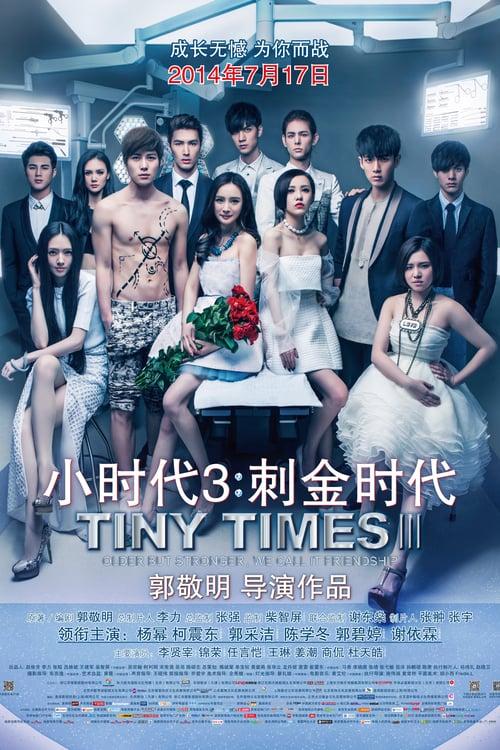 ดูหนังออนไลน์ฟรี Tiny Times 3 (2014) วันเวลาคราทุกข์ทน