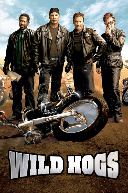 ดูหนังออนไลน์ฟรี Wild Hogs (2007) สี่เก๋าซิ่งลืมแก่