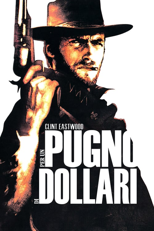 ดูหนังออนไลน์ฟรี A Fistful of Dollars (1964) นักฆ่าเพชรตัดเพชร