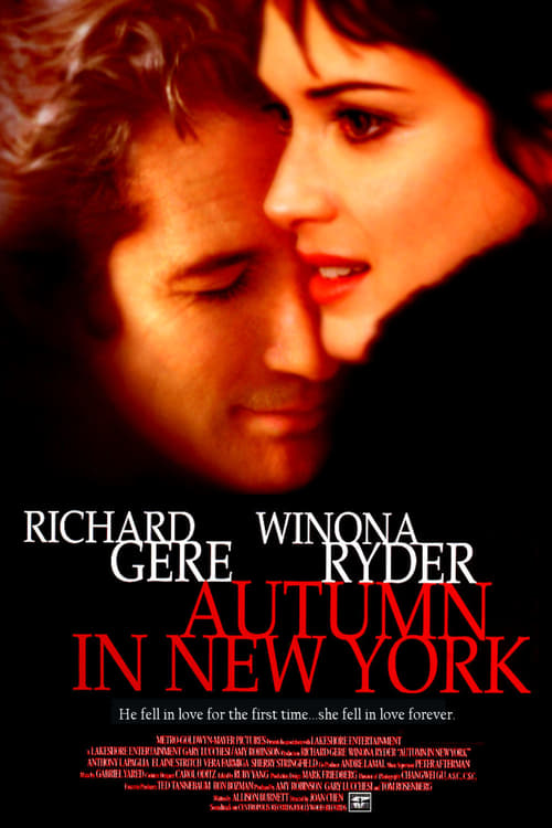 ดูหนังออนไลน์ฟรี Autumn in New York (2000) แรกรักลึกสุดใจ รักสุดท้ายหัวใจนิรันดร์