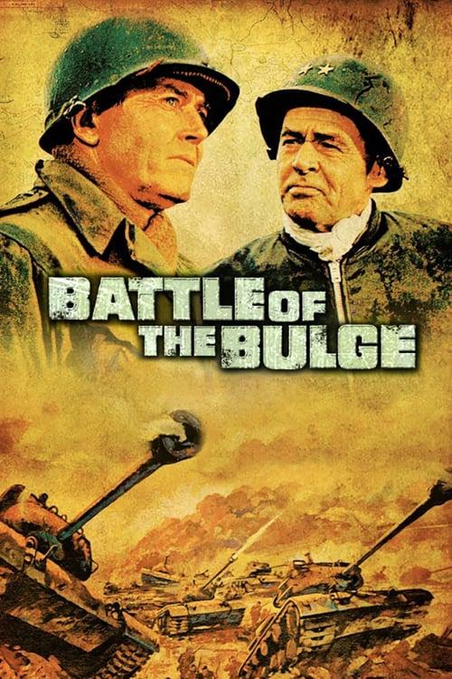 ดูหนังออนไลน์ฟรี Battle of the Bulge (1965) รถถังประจัญบาน