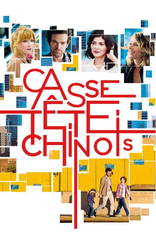 ดูหนังออนไลน์ฟรี Chinese Puzzle (2013) จิ๊กซอว์ ต่อรักให้ลงล็อค