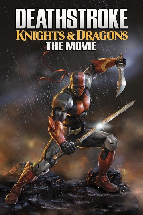 ดูหนังออนไลน์ฟรี Deathstroke Knights and Dragons The Movie (2020)