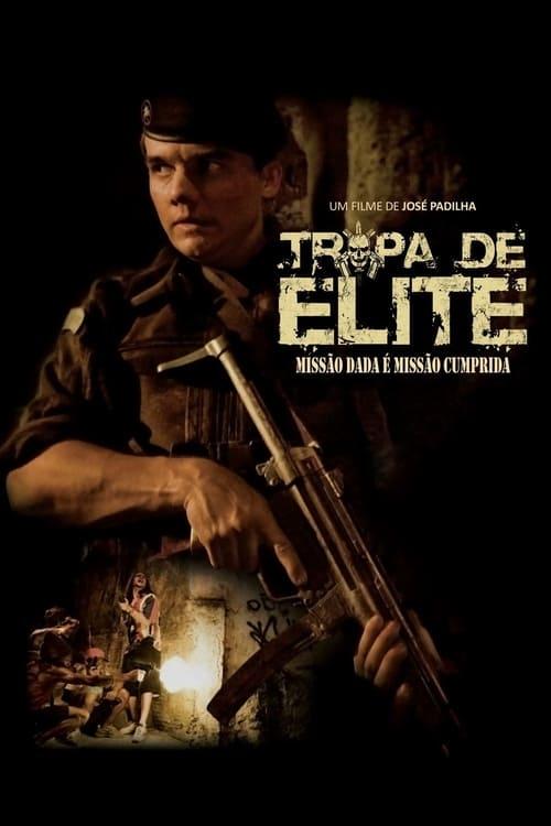 ดูหนังออนไลน์ฟรี Elite Squad 1 (2007) ปฏิบัติการหยุดวินาศกรรม 1