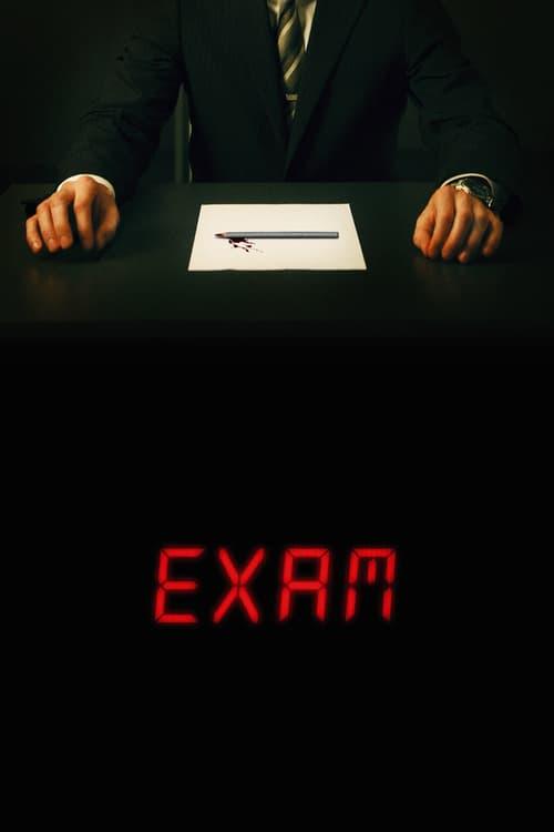 ดูหนังออนไลน์ฟรี Exam (2009) เกมส์ฆาตกรโหด