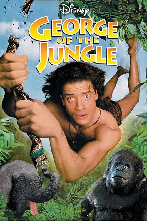 ดูหนังออนไลน์ฟรี George of the Jungle (1997) จอร์จ เจ้าป่าฮาหลุดโลก
