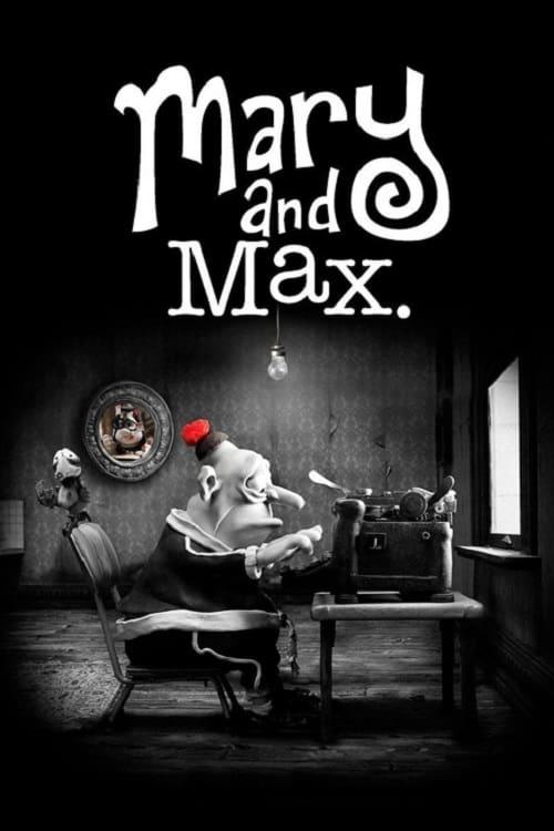 ดูหนังออนไลน์ฟรี Mary and Max (2009) เด็กหญิงแมรี่ กับ เพื่อนซี้ ช้อคโก้แม็กซ์