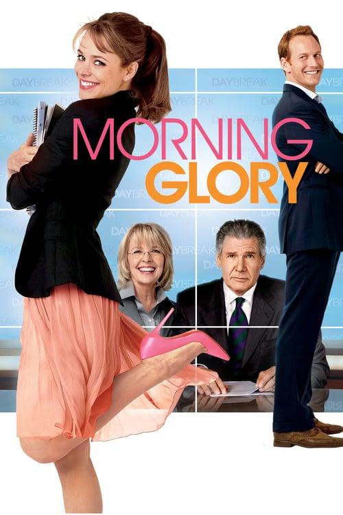 ดูหนังออนไลน์ฟรี Morning Glory (2010) ยำข่าวเช้ากู้เรตติ้ง
