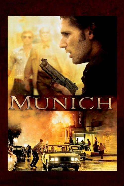 ดูหนังออนไลน์ฟรี Munich (2005) มิวนิค ปฏิบัติการความพิโรธของพระเจ้า