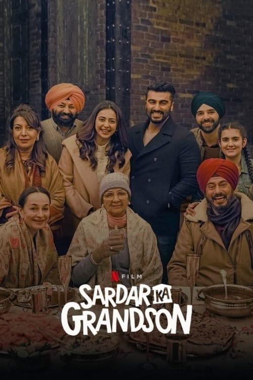 ดูหนังออนไลน์ [NETFLIX] Sardar Ka Grandson (2021) อธิษฐานรักข้ามแดน