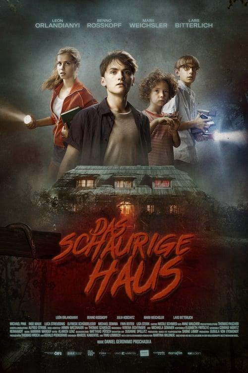 ดูหนังออนไลน์ฟรี [NETFLIX] The Scary House (2020) บ้านพิลึก