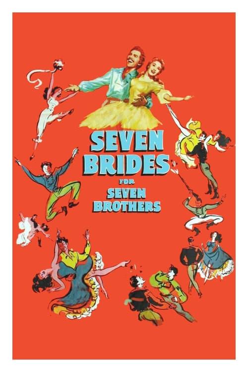 ดูหนังออนไลน์ฟรี Seven Brides for Seven Brothers (1954) 7 คู่ชู้ชื่น
