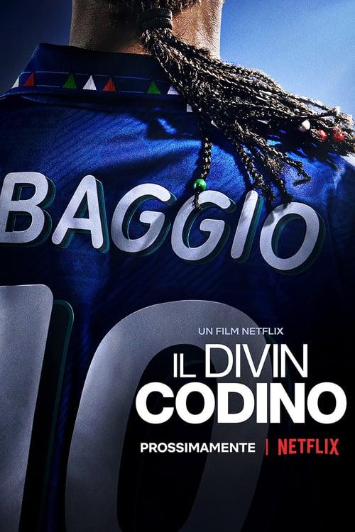 ดูหนังออนไลน์ [NETFLIX] Baggio: The Divine Ponytail (2021) บาจโจ้: เทพบุตรเปียทอง