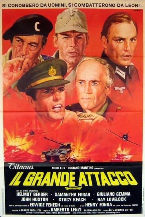 ดูหนังออนไลน์ฟรี The Greatest Battle (1978)