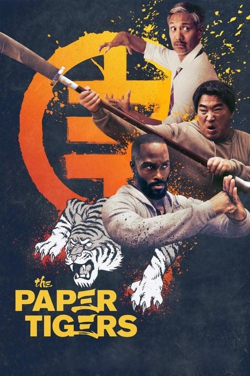 ดูหนังออนไลน์ฟรี The Paper Tigers (2020) สามเสือกระดาษ