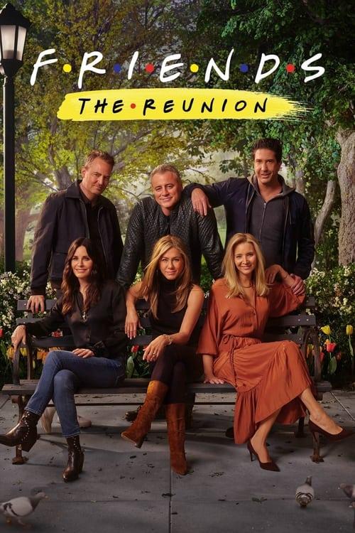 ดูหนังออนไลน์ฟรี Friends: The Reunion (2021) เฟรนส์ เดอะรียูเนี่ยน