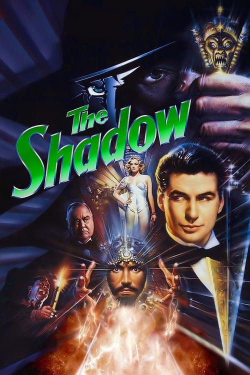 ดูหนังออนไลน์ฟรี The Shadow (1994) คนเงาทะลุมิติ