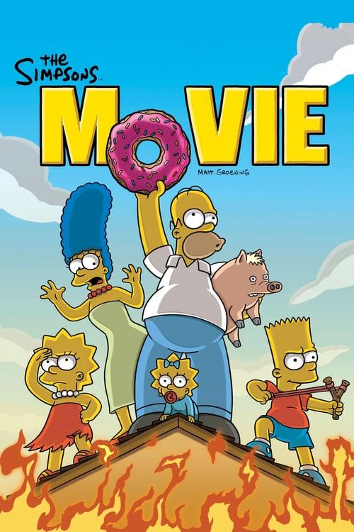 ดูหนังออนไลน์ฟรี The Simpsons Movie (2007) เดอะซิมป์สันส์ มูฟวี่