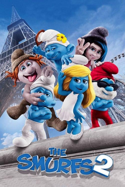 ดูหนังออนไลน์ฟรี The Smurfs 2 (2013) เดอะ สเมิร์ฟส์ 2