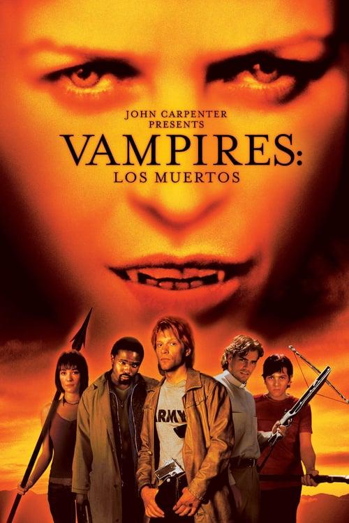 ดูหนังออนไลน์ฟรี Vampires Los Muertos (2002)