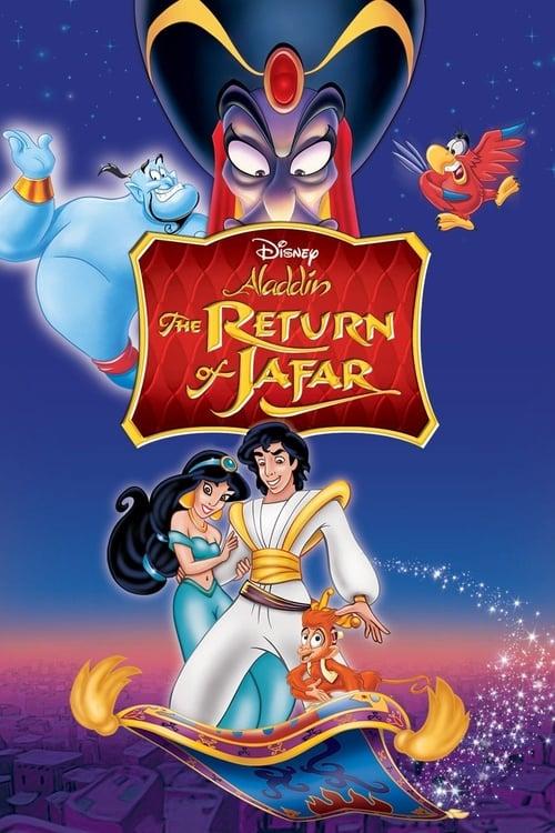ดูหนังออนไลน์ฟรี Aladdin The Return of Jafar (1994) อะลาดิน ตอน จาร์ฟาร์ ล้างแค้น