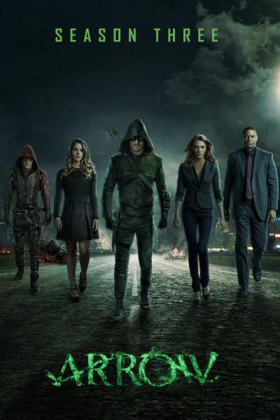 ดูหนังออนไลน์ฟรี Arrow Season 3 แอร์โรว์ โคตรคนธนูมหากาฬ ปี 3