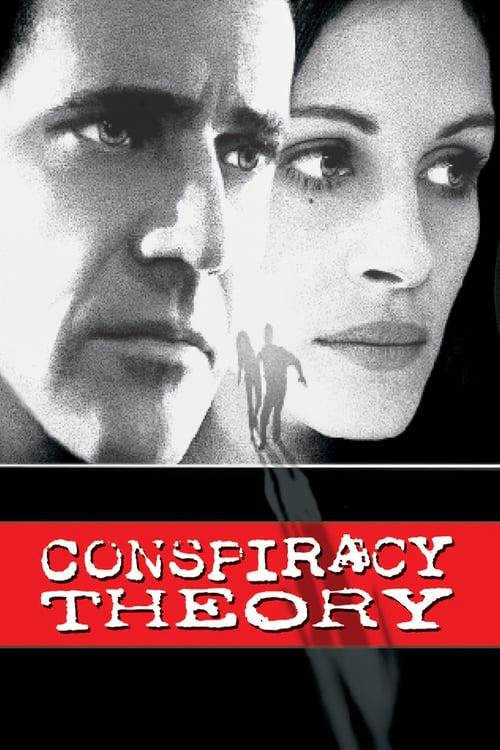 ดูหนังออนไลน์ฟรี Conspiracy Theory (1997) ล่าทฤษฎีมหากาฬ