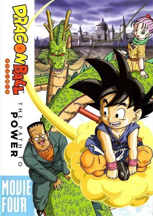 ดูหนังออนไลน์ฟรี Dragon Ball The Path to Power (1996) ดราก้อนบอล เดอะ มูฟวี่ วิถีแห่งเจ้ายุทธภพ