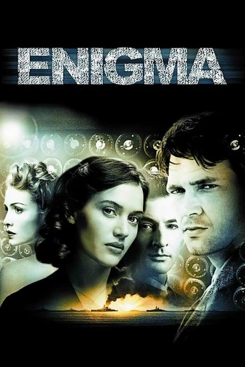ดูหนังออนไลน์ฟรี Enigma (2001) รหัสลับพลิกโลก