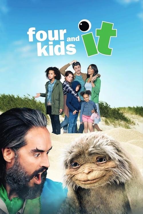 ดูหนังออนไลน์ FOUR KIDS AND IT (2020) มังกรซ่ากับสี่แสบ