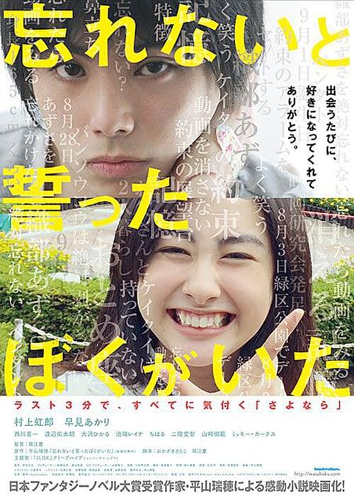 ดูหนังออนไลน์ฟรี Forget Me Not (2015)