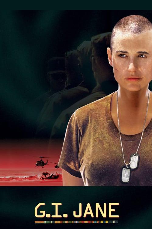 ดูหนังออนไลน์ฟรี G.I. Jane (1997) จี.ไอ.เจน