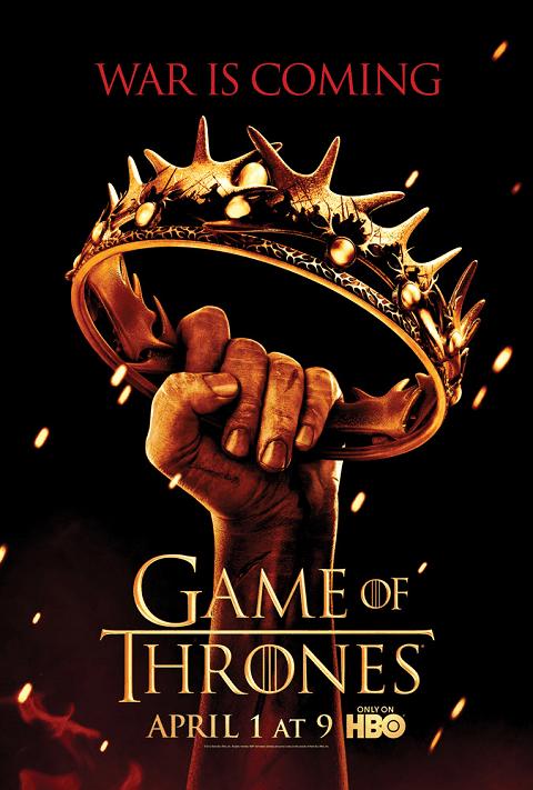 ดูหนังออนไลน์ฟรี Game of Thrones  Season 2 (2012) เกมส์ ออฟ โธรนส์ มหาศึกชิงบัลลังก์ ปี 2