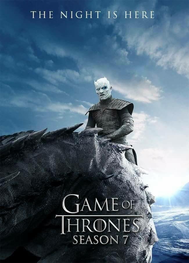 ดูหนังออนไลน์ฟรี Game of Thrones  Season 7 (2017) เกมส์ ออฟ โธรนส์ มหาศึกชิงบัลลังก์ ปี 7