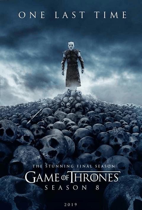 ดูหนังออนไลน์ฟรี Game of Thrones  Season 8 (2018) เกมส์ ออฟ โธรนส์ มหาศึกชิงบัลลังก์ ปี 8
