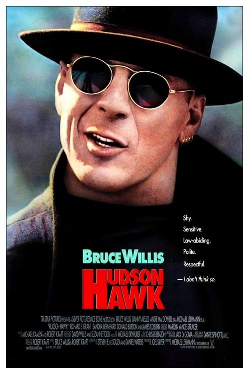 ดูหนังออนไลน์ HUDSON HAWK (1991) เหยี่ยวแซงค์มือเทวดา