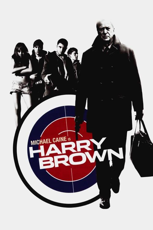 ดูหนังออนไลน์ฟรี Harry brown (2009) อย่าแหย่ให้หง่อมโหด