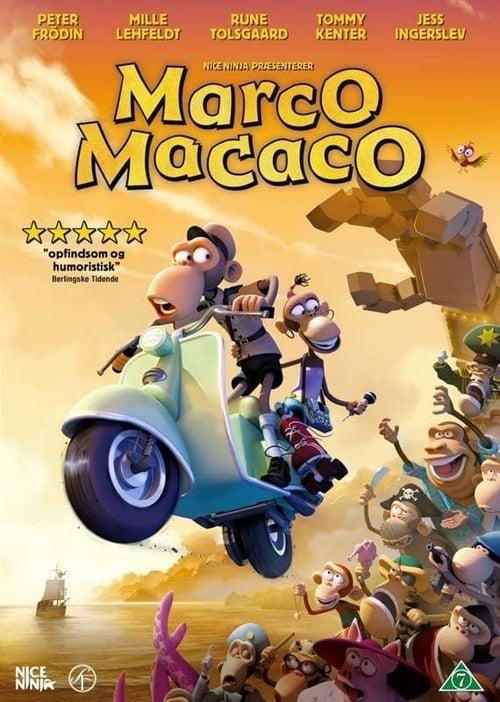 ดูหนังออนไลน์ฟรี Marco Macaco (2012) มาร์โค ลิงจ๋อยอดนักสืบ