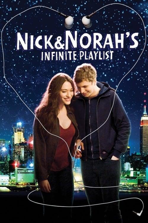 ดูหนังออนไลน์ฟรี Nick and Norah s Infinite Playlist (2008) คืนกิ๊ก…ขอหัวใจเป็นของเธอ