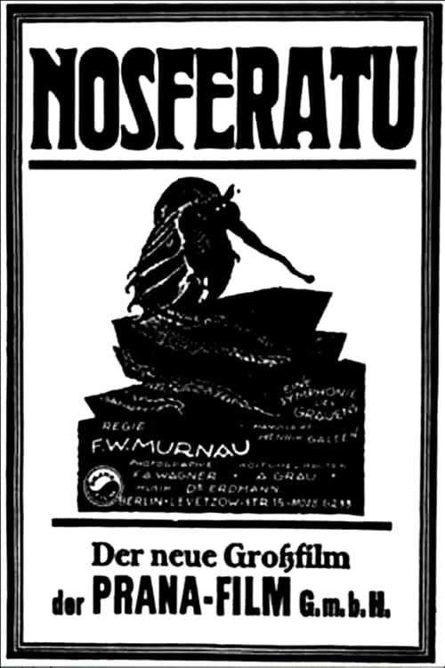 ดูหนังออนไลน์ Nosferatu (1922)