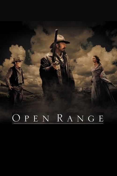 ดูหนังออนไลน์ฟรี Open Range (2003) จอมคนพลิกปฐพี