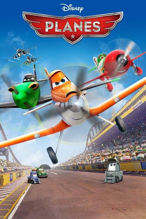 ดูหนังออนไลน์ฟรี Planes (2013) เหินซิ่งชิงเจ้าเวหา