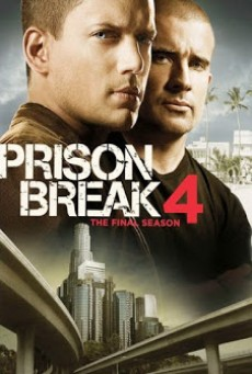 ดูหนังออนไลน์ฟรี Prison Break Season 4 แผนลับแหกคุกนรก ปี 4