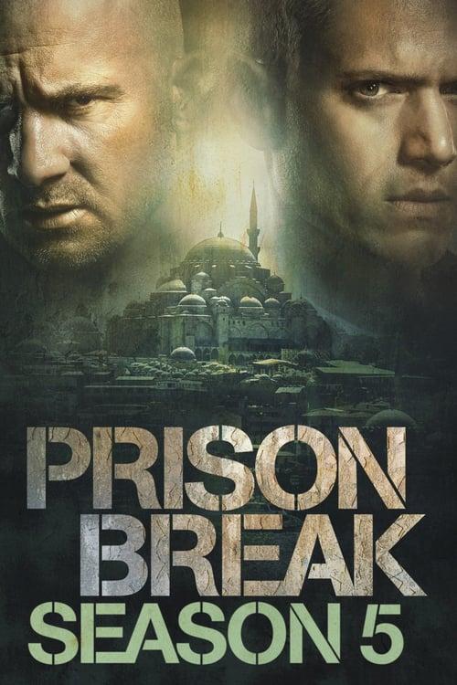 ดูหนังออนไลน์ฟรี Prison Break Season 5 แผนลับแหกคุกนรก ปี 5