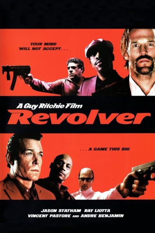 ดูหนังออนไลน์ฟรี Revolver (2005) เกมปล้นโกง