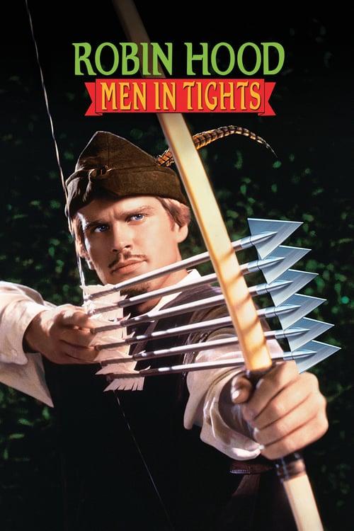 ดูหนังออนไลน์ Robin Hood Men In Tights (1993) โลกบวม ๆ แบน ๆ ของโรบินฮู้ด