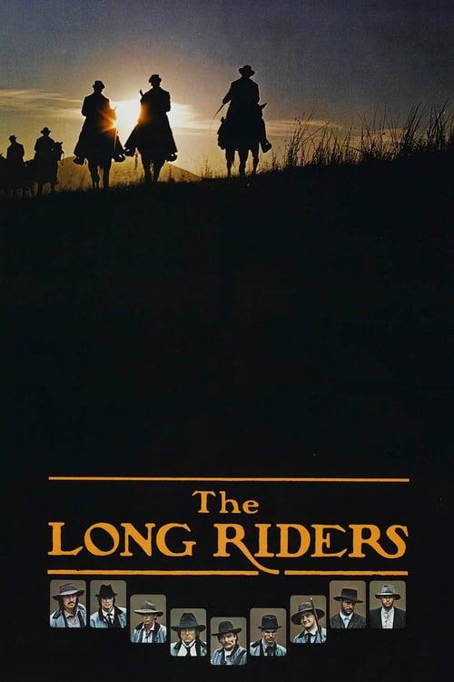 ดูหนังออนไลน์ฟรี The Long Riders (1980)