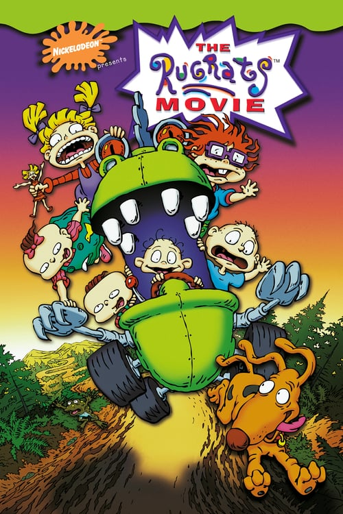 ดูหนังออนไลน์ฟรี The Rugrats Movie (1998)