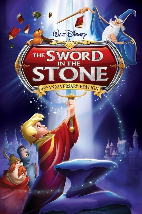 ดูหนังออนไลน์ฟรี The Sword in the Stone (1963) อภินิหารดาบกู้แผ่นดิน