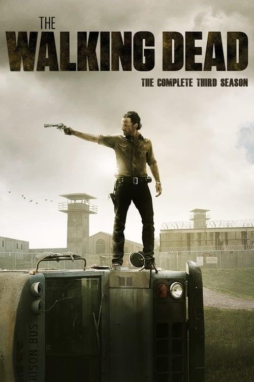ดูหนังออนไลน์ฟรี The Walking Dead Season 3 (2013) เดอะวอล์กกิงเดด ฤดูกาลที่ 3